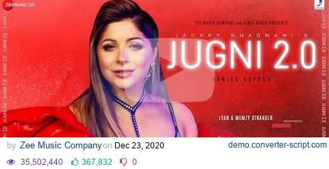 Download JUGNI 2.0 | Kanika Kapoor Ft. Mumzy Stranger ,DJ ...